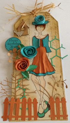 Fashionista by susie australia - Cards and Paper Crafts at Splitcoaststampers.