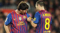 """Những """"công thần"""" của Barcelona lần lượt ra đi, sau Valdes là Puyol, đội bóng chủ sân Nou Camp đang rất cần thủ lĩnh mới, vậy đó là ai? http://ole.vn/bong-da-anh.html"""
