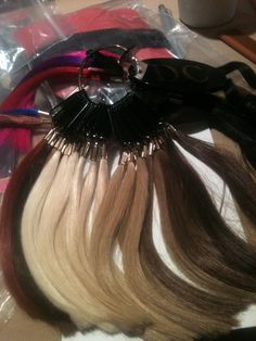 DreamCatchers The Worlds Best Hair Extensions Oh Color Choices