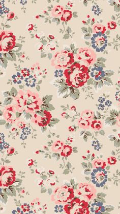 17 best images about cath kidston(ish) phone wallpapers on. Cath Kidston Iphone, Cath Kidston Wallpaper, Walpaper Iphone, Pink Wallpaper Iphone, Apartment Decoration, Bee Embroidery, Blue And Green, Phone Background Patterns, Diy Phone Case