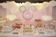 Mickey Mouse / Minnie Mouse Birthday Party Ideas | Photo 20 of 26 | Catch My…