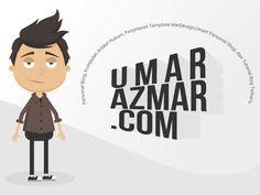 UMARAZMAR.COM #MascotDesign