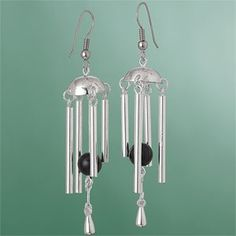 Wind Chime Earrings