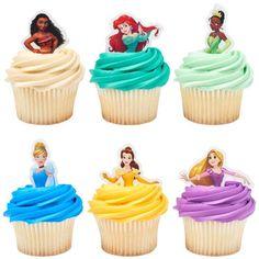 Disney Princess Birthday Cakes, Princess Birthday Party Decorations, Disney Princess Birthday Party, Princess Themed Food, Disney Princess Food, Disney Princess Cookies, Disney Princess Colors, Princess Cakes, Disney Princesses