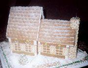 Торт 'Пряничный домик'