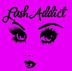 Lash Addict Younique T-shirt