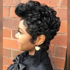 Natural Hair Cut & Style by Tyrone