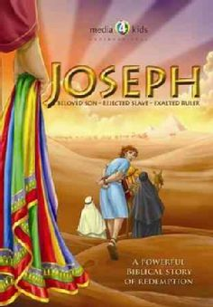 Shop Joseph: Beloved Son Rejected Slave Exalted Ruler [DVD] at Best Buy. Find low everyday prices and buy online for delivery or in-store pick-up. Christian Cartoons, Christian Movies, Jesus Cartoon, Cartoon Kids, Films For Children, Joseph Story, Novena Prayers, Bible Prayers, Spirituality