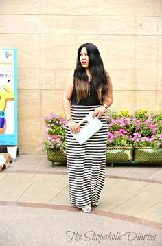 The Shopaholic Diaries - Indian Fashion, Shopping and Lifestyle Blog !: OOTD : Spring Calling with CALL IT SPRING