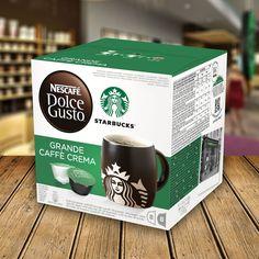 Dolce Gusto – Starbucks | Eryx | Erik Hannink | Graphic design