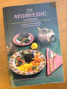 The Ayurvedic Cookbook by Amadea Morningstar by TheTriumphofLove, $7.50