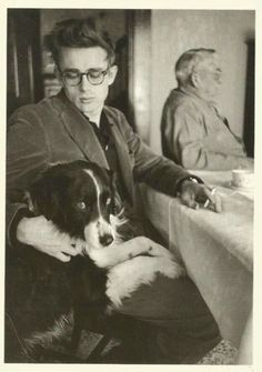 james-dean-and-collie-dog-tuck.jpg 650×925 ピクセル
