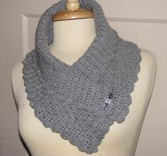 Easy Crochet Patterns Product | ... thread – Free Vintage Patterns – Crochet Collars – Ladynthread