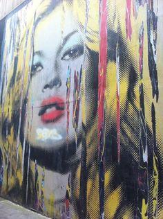 Street Art London, pic by Bruno bernardes