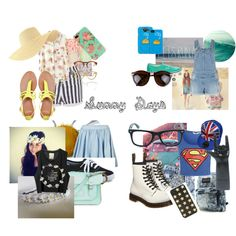 """sunny days"" by changme on Polyvore"