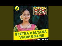 Seetha Kalyana Vaibhogame - YouTube Devotional Songs, Believe, Entertaining, Youtube, Youtubers, Youtube Movies, Faith