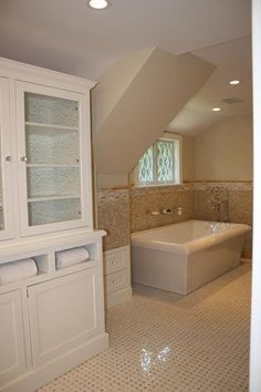 Part of a whole house remodel featured on our new web site