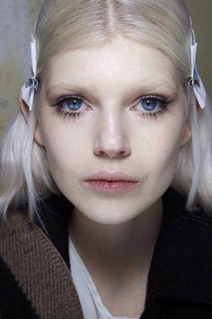 Under eye false lashes