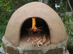 Backyard Earthen Oven