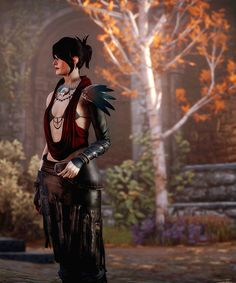 Morrigan, Dragon Age: Inquisition Video Game Costumes, Video Games, Morrigan Dragon Age, Morrigan Cosplay, Dragon Age Characters, Dragon Age Games, Dragon Age Series, Dragon Age Inquisition, Games For Girls
