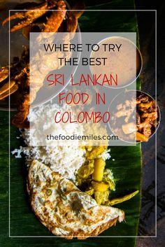 THE BEST SRI LANKAN FOOD IN COLOMBO