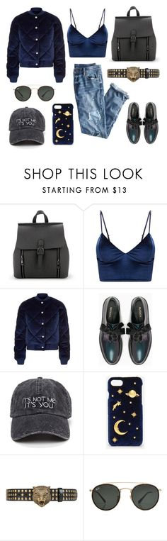 """October //"" by yourmbstyle ❤ liked on Polyvore featuring J.Crew, Maje, Max&Co., CHARLES & KEITH, Gucci and Ray-Ban"