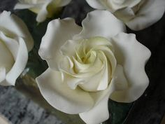 Süße Versuchung: Wie mache ich eine Rose mit Rosenblättern /rose tutorial