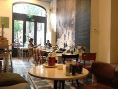 lunch, dinner / Benthuizerstraat 60d / westerkaatje.nl