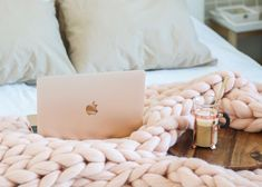 Today I'm blogging from bed 😊 No, I'm not sick but I just got this supersoft chunky knit blanket from @merinowoolfinland and it's just way… Knitted Blankets, Daily Inspiration, Sick, Blogging, Finding Yourself, Throw Pillows, Bed, Toss Pillows, Cushions