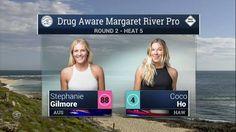 2016 Drug Aware Margaret River Pro (W): Round 2, Heat 5 Video