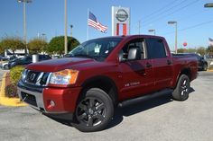 New 2015 Nissan Titan SV Four Wheel Drive Crew Pickup, New Port Richey, FL
