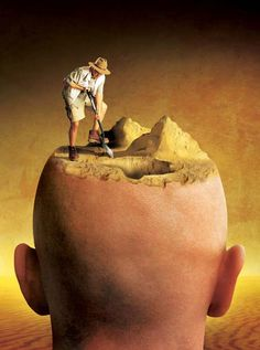 Industrial civilization extracts resources from us humans too in the form of our time and energy. Mental and physical health problems are one result. http://deepgreenresistancesouthwest.org/2014/02/06/restoring-sanity-part-1-an-inhuman-system/ Image: Igor Morski