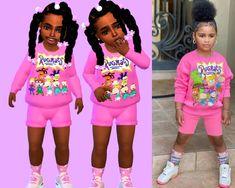 Toddler Cc Sims 4, Sims 4 Toddler Clothes, Sims Baby, Sims 4 Cc Kids Clothing, Sims 4 Mods Clothes, Sims Mods, The Sims 4 Pc, Sims 4 Cas, Sims Cc