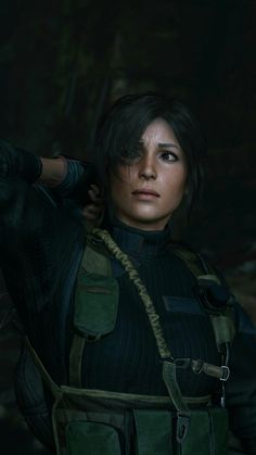 Lara Croft in the game Shadow's of the Tomb Raider Tomb Raider Game, Tomb Raider Lara Croft, Tomb Raider Outfits, Lara Croft 2, Lara Croft Wallpaper, Raiders Wallpaper, Rise Of The Tomb, Nathan Drake, Video Game Art
