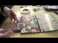 Once Upon An Eerie Tale Album Tutorial Part One - YouTube