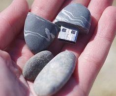 Realistic Stone USB Drive