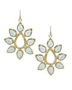 Earrings in Light Blue - Kendra Scott Jewelry