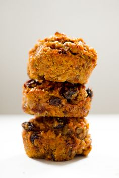 Paleo Recipe: Sweet Potato Muffins | Not Your Standard