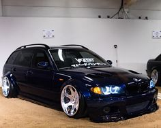 BMW e46 Touring Jeep Cars, Bmw Cars, E91 Touring, Bmw Wagon, Bmw 3 Series, Stance Nation, Cute Cars, Station Wagon, Bmw E46