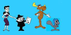 I wanted to show you how I have already lost 24 pounds from a new natural weight loss product and want others to benefit aswell.  -   Rocky and Bullwinkle - morning cartoons were the best.  90s  #fitness #weight #fat #health #beauty