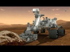 ScienceCasts: Where Will Curiosity Go First? ~ makes me smile ~