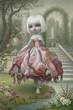 Mark Ryden-one of my favorite artist!