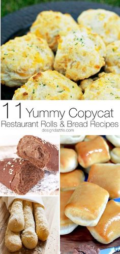 Here are 11 delicious copycat bread recipes from your favorite restaurants that . Here are 11 delicious copycat bread recipes from your favorite restaurants that you don't even ha Restaurant Bread Recipe, Restaurant Copycat Recipes, Famous Restaurant Recipes, Kfc Restaurant, Restaurant Ideas, Cat Bread, Bread Recipes, Cooking Recipes, Chicken Recipes