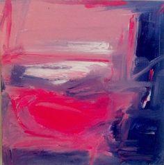Window of pink light
