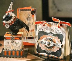 """A Nostalgic Halloween: NEW Stampin' Up! Halloween """"Pick Your Poison"""""""