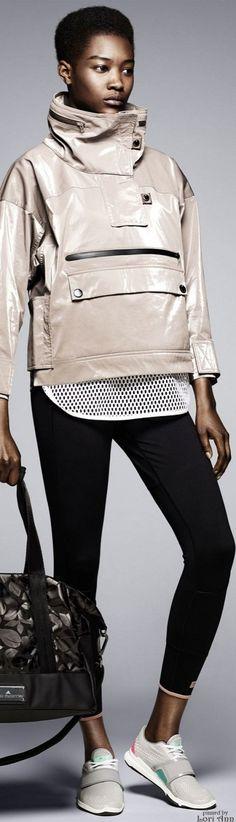 Modelidee - Adidas by Stella McCartney Fall 2015 | House of Beccaria#