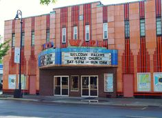 Actually I guess it's named Grace Church, in the old Ward Movie Theater on Main Street in Mount Pleasant, Michigan Drive In Theater, Movie Theater, Lake Isabella, Central Michigan University, French Crafts, Mount Pleasant, Pompeii, Great Lakes, Pretty Cool