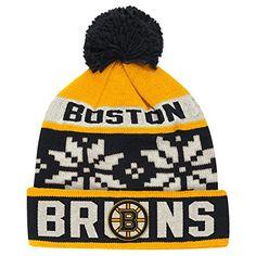 NHL Boston Bruins Men's Face-Off Winter Cuffed Pom Knit B... https://smile.amazon.com/dp/B014MJBOAE/ref=cm_sw_r_pi_dp_x_gl7bAbQ7VK1H0