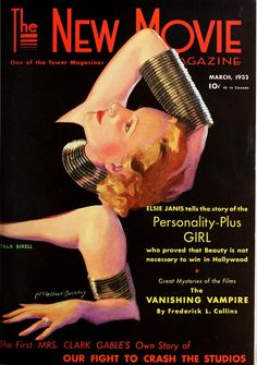 The New Movie Magazine   (march 1933)