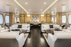 Benetti MY 63m superyacht | FM - architettura d'interni | The Italian Luxury Interior Design